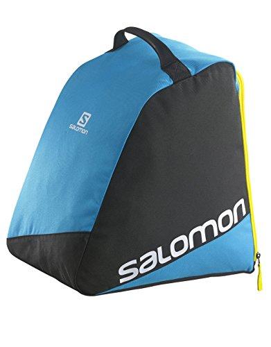Da Borsa 32 Sci Unisex Unica Adulto Salomon L Nero L38296100 Taglia blu Bootbag Original Nero Iw1nE
