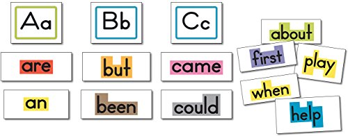 (Carson-Dellosa Word Wall Bulletin Board Set, Multicolor, Grades K-1)
