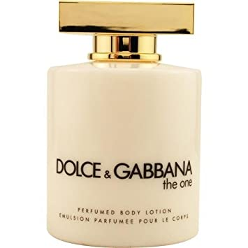 cfcafb42 Image Unavailable. Image not available for. Color: The One by Dolce &  Gabbana Perfumed Body Lotion 200ml