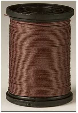 Tandy Leather Carriage Hand Sewing Thread 100//yd 91.4 M Dark Brown 1226-02