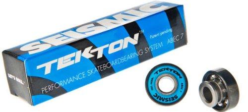 Seismic Tekton ABEC 7 Skateboard Bearings ~ World Record ...