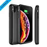 Best Apple Iphone Battery Chargers - iPhone XR Battery case, Extended Battery Portable Rechargeable Review