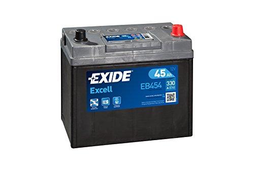 Exide 044Se Eb454 Car Battery 45 Ah: