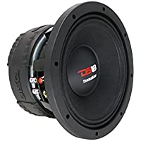 DS18 TMMB8.2 TroubleMaker 8' Midrange Speaker 2 Ohms 2000W Max Power Mid Bass Speaker