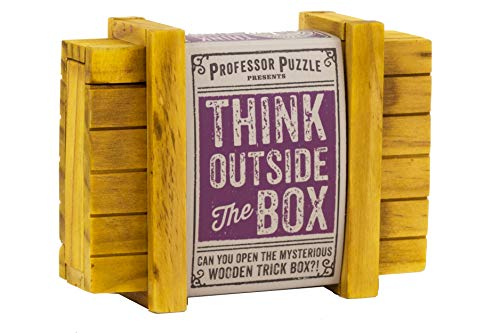 Professor Puzzle Think Outside The Box ()