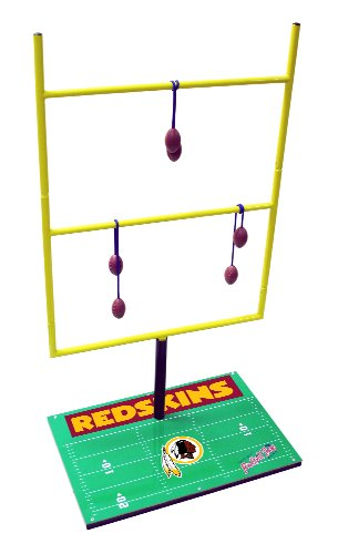 NFL Washington Redskins Goal Post Toss Game II