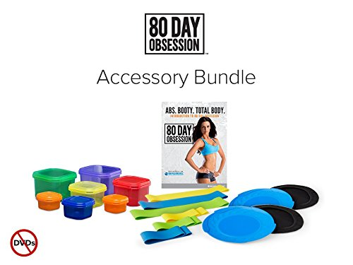 Beachbody 80 Day Obsession Accessory Bundle