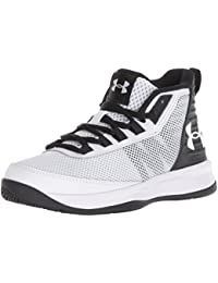 Unisex-Kids' Pre School Jet 2018 Basketball Shoe