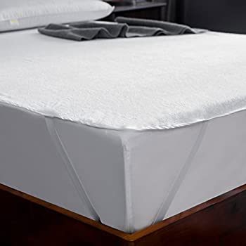 Amazon.com: Linenspa - Protector de sábana impermeable ...