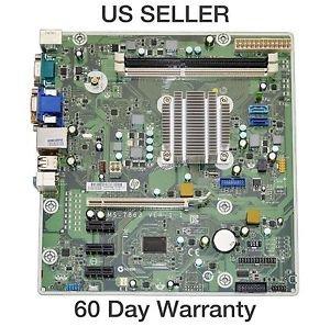 HP 729726-501 - Stock - HP ProDesk 405 Sharan Intel Desktop Motherboard - Desktop Hp 405 Prodesk Pc