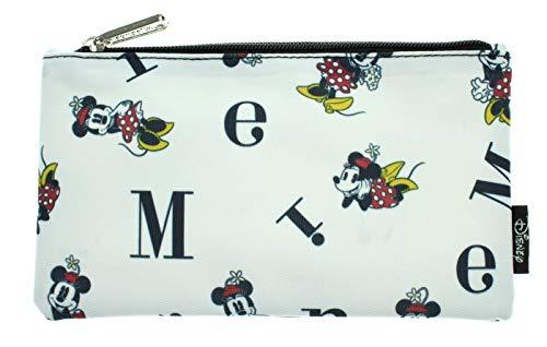 - Disney Minnie Mouse Pencil Case Pouch Holder Letters Print