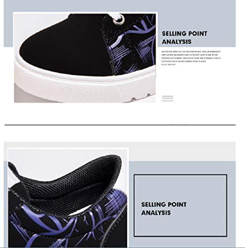 Basses De tudiant Chaussures Corenne Lightweightca Toile Respirantes Pour Mode Mare Sport Nanxie Dcontractes Hommes 7qw51nx47O