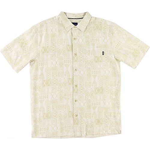 O'Neill Mens Jack O'Neill Kuta Button Up Short-Sleeve Shirt X-Large - Jolla Street La