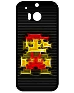Naruto for iphone6plus's Shop New Style 1695885ZA152606627M8 Mario Light Fashion Tpu Mini Case Cover For Htc One M8