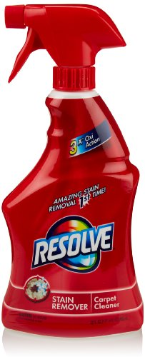 Resolve Carpet Cleaner With Triple Oxi Action Advanced