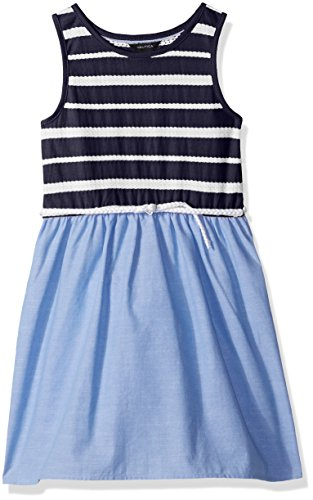 nautica-little-girls-novelty-rope-stripe-dress-with-chambray-skirt-navy-6