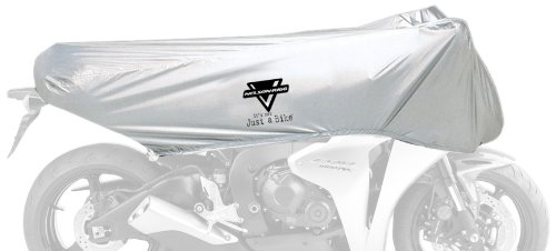 Nelson-Rigg UV-2000 Motorcycle Half Cover, All-Weather, 100% Waterproof, Taped Seams, UV, Free (Nelson Rigg Motorcycle Covers)