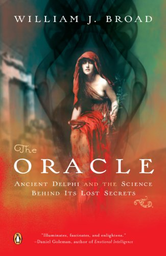 Download The Oracle: Ancient Delphi and the Science Behind Its Lost Secrets Pdf