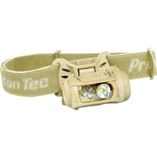 - Princeton Tec Remix Pro LED Headlamp, Tan, Red/Blue/IR, RMX150PRO-RBI-TN