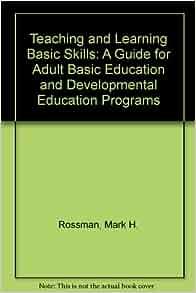 Adult basic education literacy