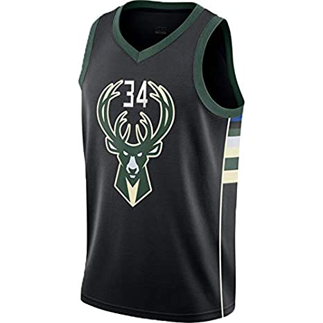online store ee539 7f3ea N&G SPORTS Giannis Antetokounmpo,basketball Player Jersey ...