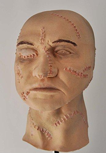 Crash Dummy Mask (Crash Dummy Foam Latex Hood)