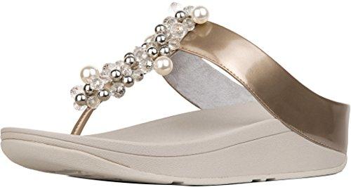 Sandals Deco Silver Silver Silver FitFlop Deco Sandals Sandals Deco FitFlop FitFlop FitFlop Deco tOqRwf