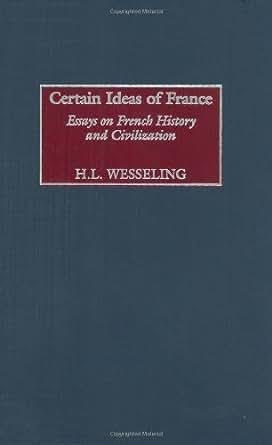France essay ideas