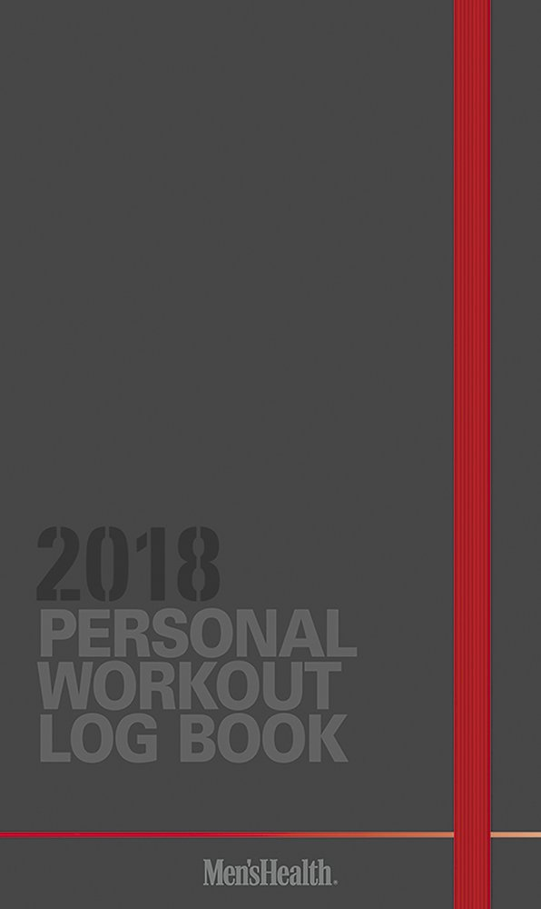 2018 Men's Health Workout Log 2-Year Pocket Planner / Calendar (Day