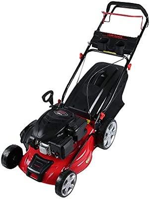 sweepid 18 inch Cortacésped de gasolina 139 ccm 2,7 Kw incl ...