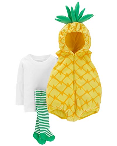 Carter's Baby Halloween Costume Many Styles (6-9m, Pineapple)]()