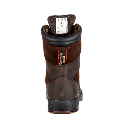 Georgia Mens Athens 8 Waterproof Work Boot-G9453 (W9) 6VpotjCp2