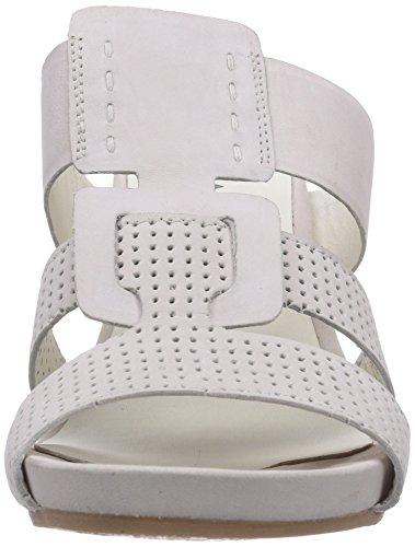 04 joana Shoes de Blanc 1 21 Claquettes Cassé Blanc Chaussures Argenté 210 443 Marc Femme qYBFtwdxx