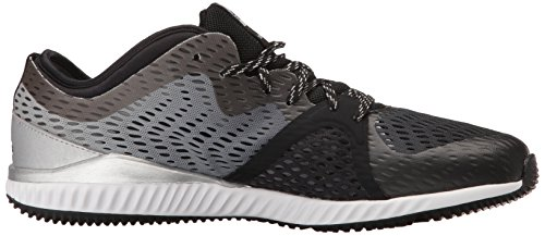 adidas Performance Women's Crazytrain Pro W Cross-Trainer-Shoes Black/Metallic Silver/Black xhoqB