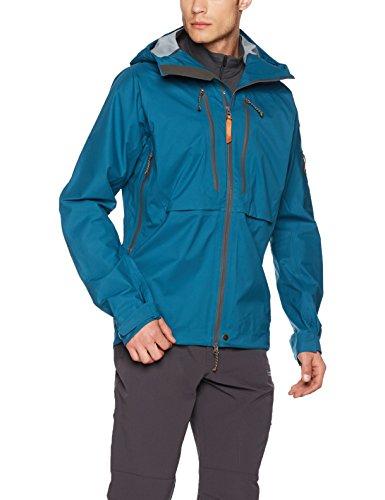 39ce8636 FJÄLLRÄVEN Keb Eco Shell Men's Jacket Soft Shell Jacket, Men, Keb Eco-Shell  Jacket, Glacier Green: Amazon.co.uk: Sports & Outdoors