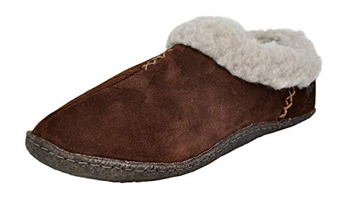 SOREL Women's Nakiska Slipper, Tobacco, Dark Stone, 10 M US by SOREL