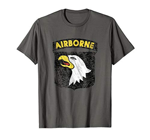 U.S. Army 101st Airborne Military T - Airborne Military 101st T-shirt
