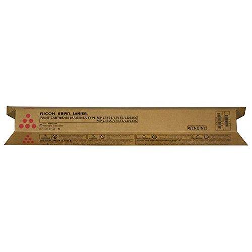 Ricoh Magenta Toner Cartridge, 16000 Yield (841422)
