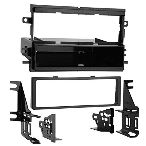 - Metra Electronics 99-5812 Single-Din Installation Multi-Kit for Select 2004-Up Ford/Lincoln/Mercury Vehicles