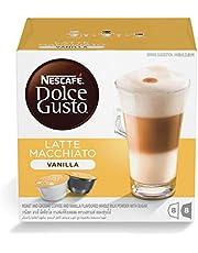 Nescafe Dolce Gusto Latte Macchiato Vanilla - 16 Capsules
