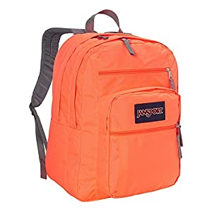 JanSport Big Student Backpack (Tahitian Orange)