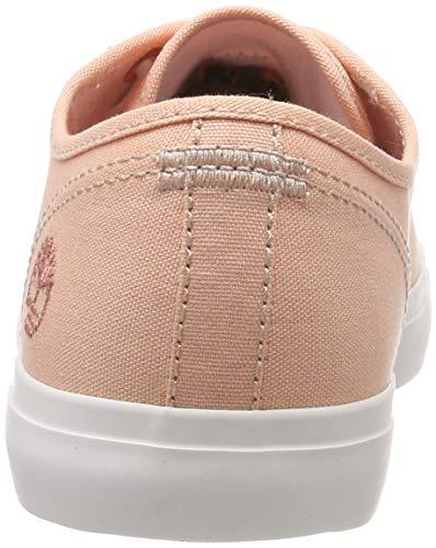 Bay Qzt Marrone Newport Timberland Donna Sneaker Nougat peach Cz5w6x