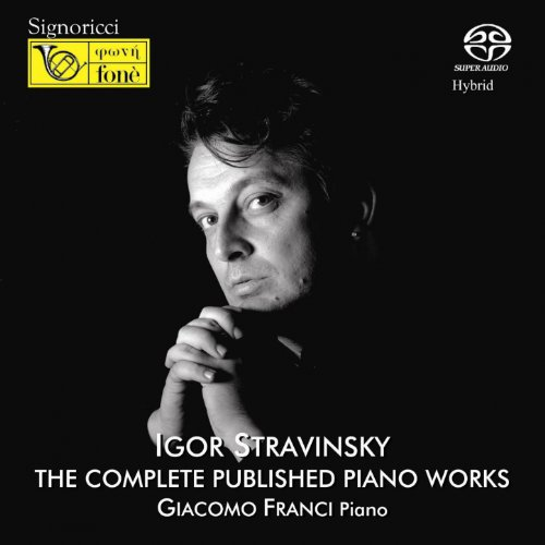 Stravinsky : The Complete Published Piano Works