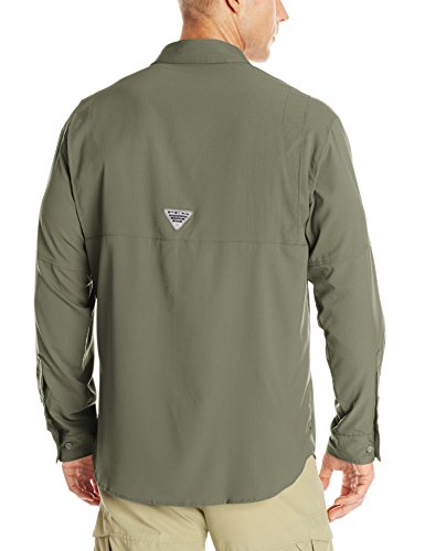 cab95643542 Columbia Men s Plus Tamiami Ii Long Sleeve Shirt - Fished That