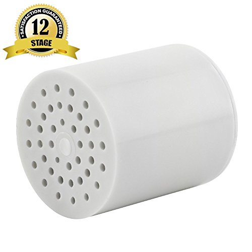 Sale!! 12-Stage Shower Filter Cartridge Replacement, Universal Showerheads Water Filter Fit Any Show...