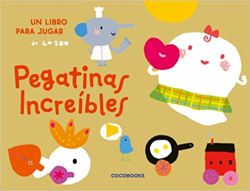 Pegatinas increíbles: Amazon.es: La Zoo, Hisako Eguchi, Coco Books Editorial: Libros