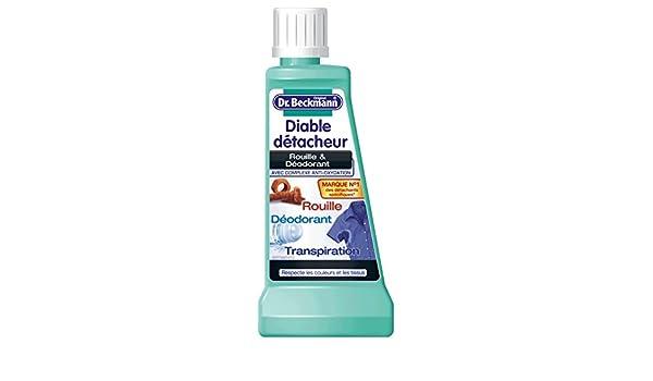 Dr. Beckmann manchas Teufel parrilla y desodorante, pack de 3 (3 x 50 ml): Amazon.es: Belleza