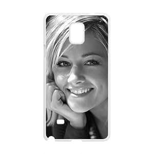 Bright Smile Fashion Comstom Plastic case cover For Samsung Galaxy Note4