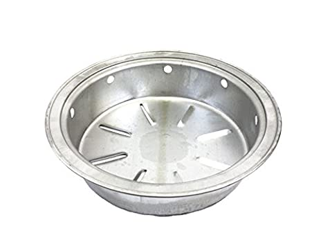 Brinkmann Gourmet Charcoal Smoker Replacement Aluminized Pan 450-7001-0 (Brinkmann Smoker Pan)