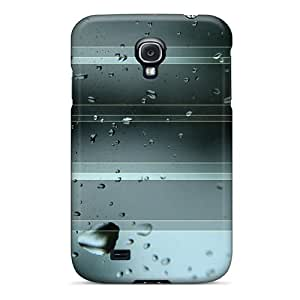 Pretty VdiQDXe1356WgxZC Galaxy S4 Case Cover/ Waterblue Series High Quality Case
